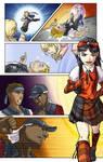 WGA comic with Lucinda by PrincessLucinda-Fans