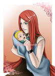 SPOILER: Kushina and Naruto