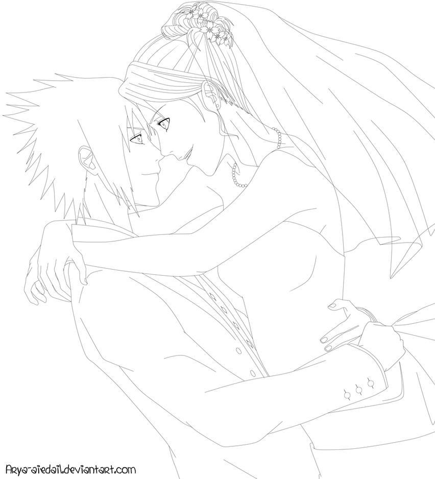 Sasuke and sakura coloring pages coloring pages - Source Th09 Deviantart Net Report Cute Snake Coloring Pages Sasuke Sakura