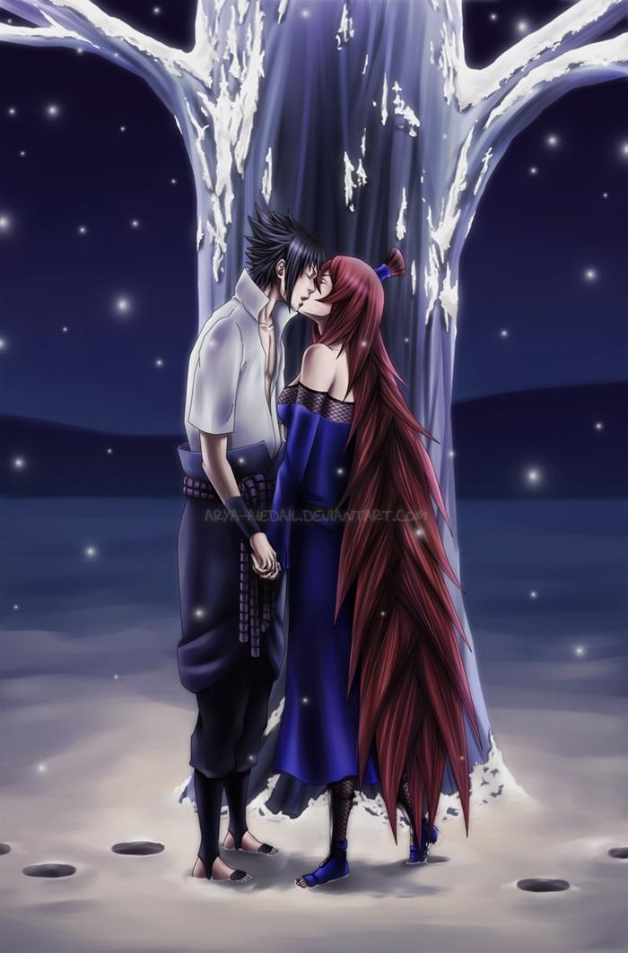 Sasuke x Mizukage by Arya-Aiedail