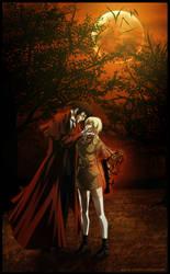 Hellsing: Bloody night by Arya-Aiedail