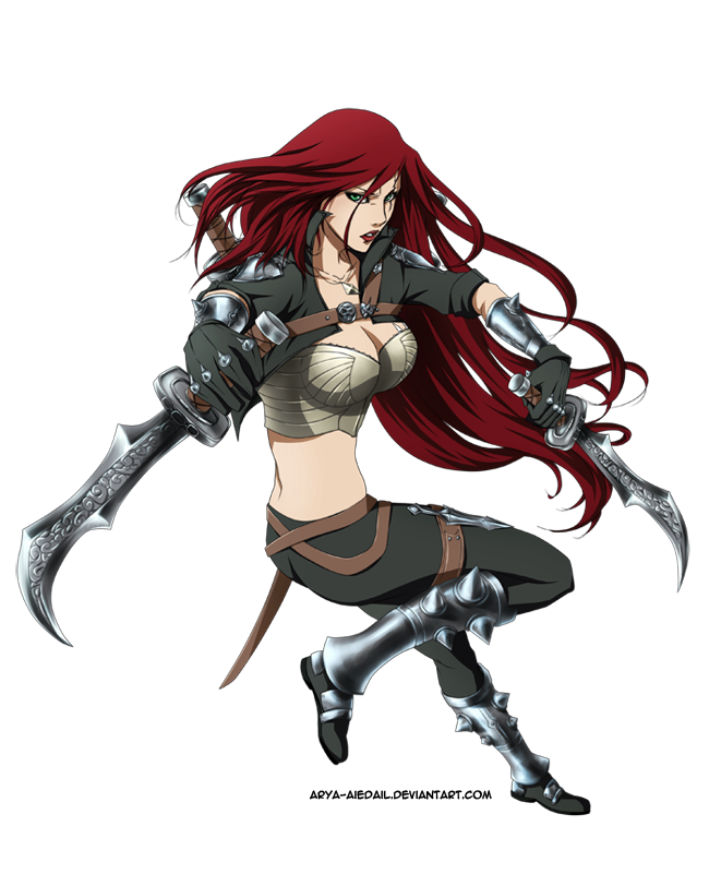 League of Legends Sound off - Page 2 Katarina___league_of_legends_by_arya_aiedail-d5h1opy