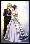 NaruHina - wedding