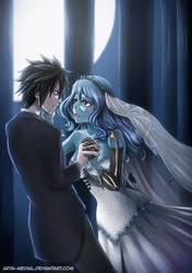 Gruvia: You may kiss the Bride