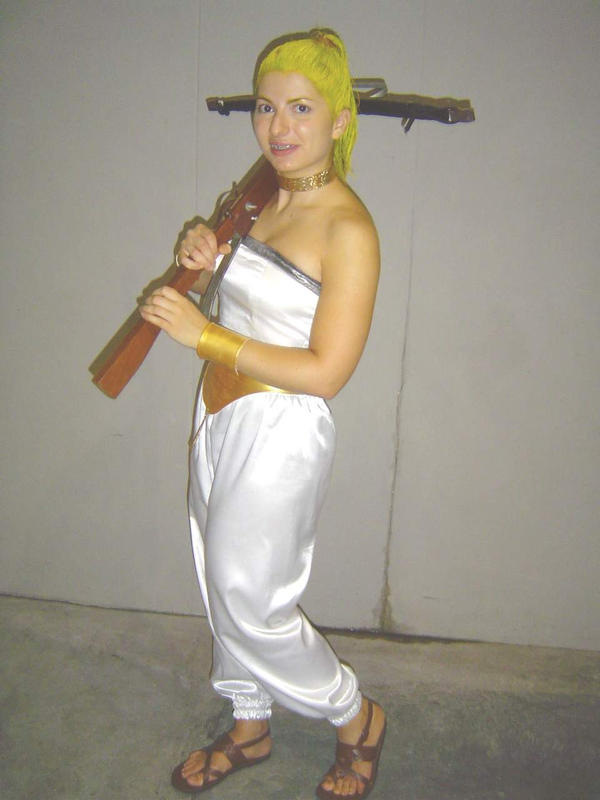 Chrono Trigger - Marle cosplay by alandria7