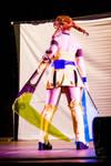 Skies of Arcadia - Aika cosplay 08 by alandria7