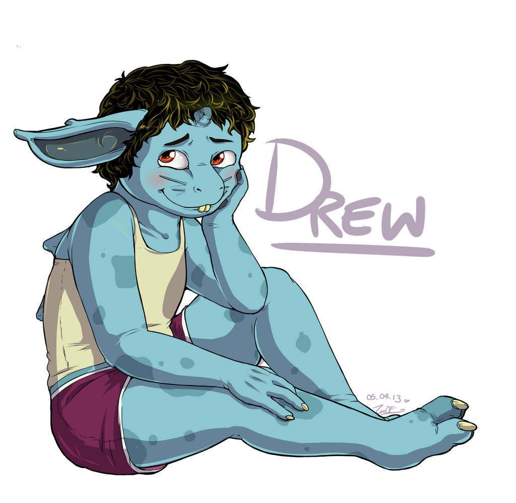 Drew by Electrical-Socket