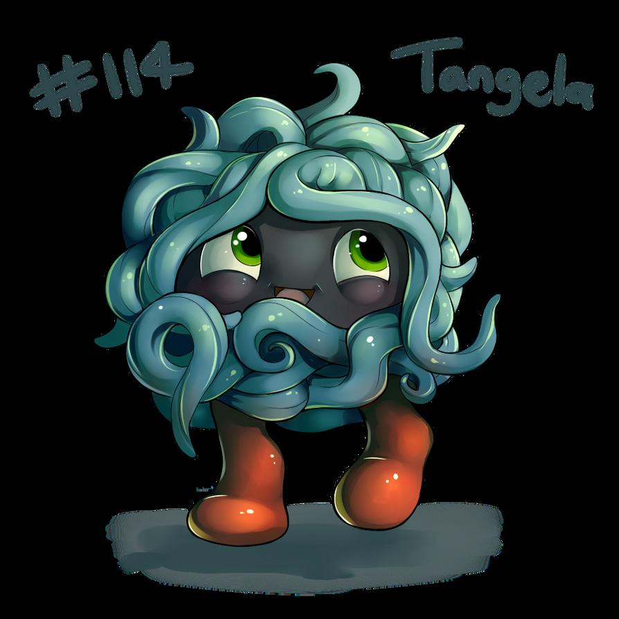 Shiny Tangela Pokemon Images