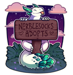 Introducing: Nerblesocks Adopts!