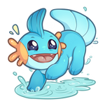Pokemon - Mudkip!