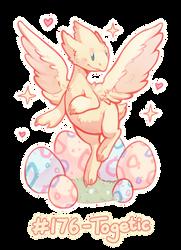 Pokemon #176 - Togetic