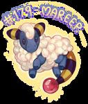 Pokemon #179 - Mareep