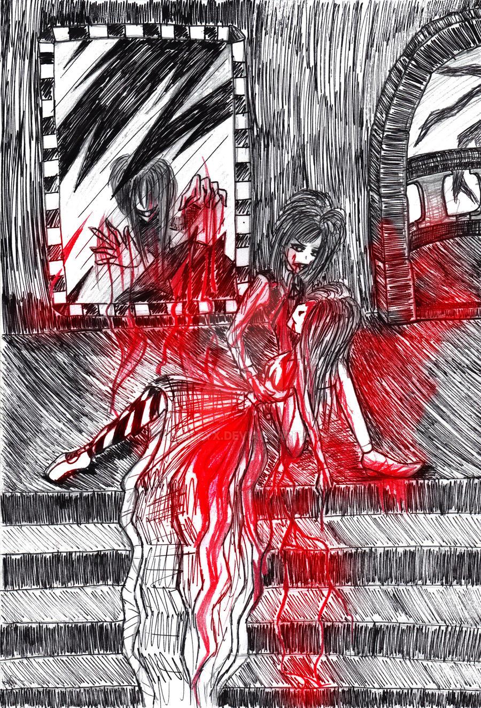 Vampire's beauty by MissLolitaBlackbirdx