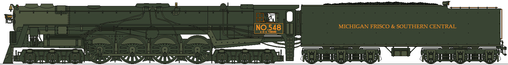 MFSC Turbine No.548 by Lapeer
