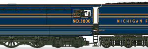 MFSC Streamliner No.3800