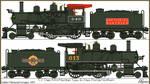 Oceanic Railways Class 'C3' 4-4-0, Ex-New Florida