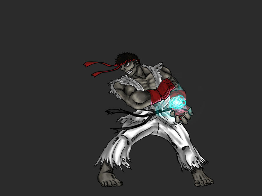 Ryu preview by naioni
