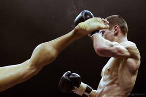 Muay Thai High Kick by ShakilovNeel