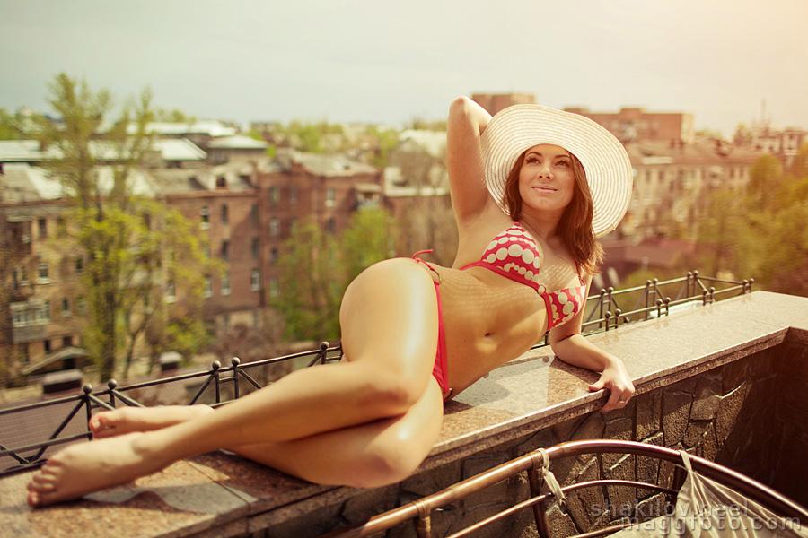 Lady Sunny Ray by ShakilovNeel