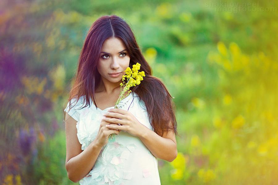 Flor de mirada by ShakilovNeel