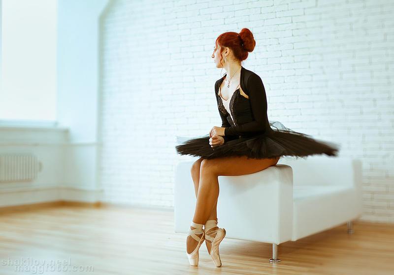 Lightroom Ballerina (4) by ShakilovNeel