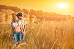 Country Summer Love Story