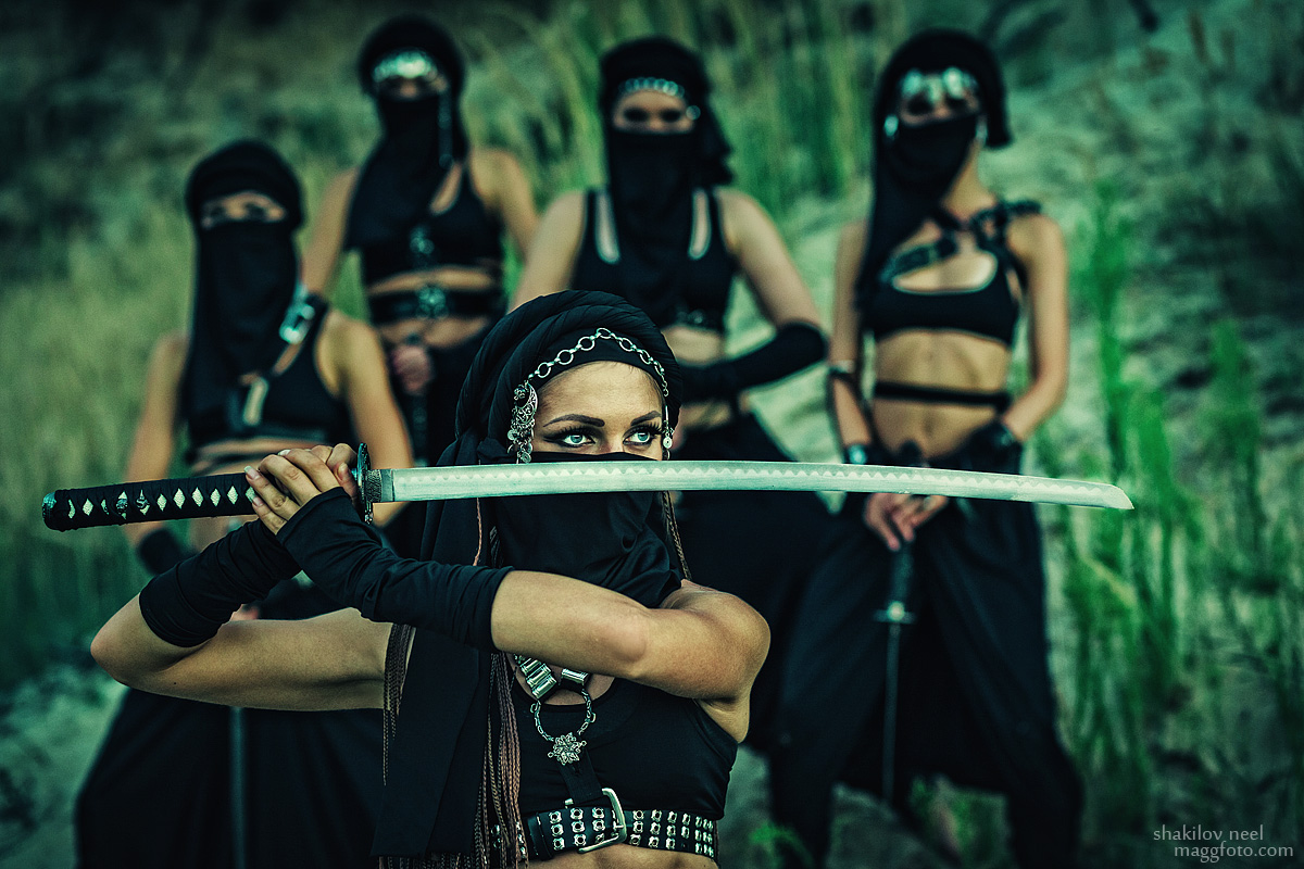 Tribal Dancers by ShakilovNeel