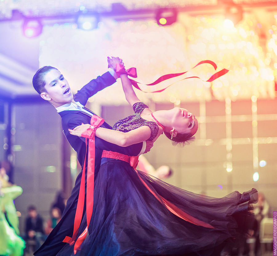 Ballroom Vividness by ShakilovNeel