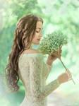 Arven Dandelion by ShakilovNeel