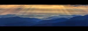 Carpathian Panorama by ShakilovNeel