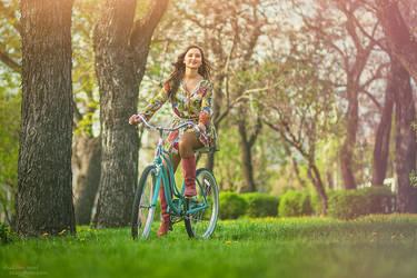 Happy Riding by ShakilovNeel