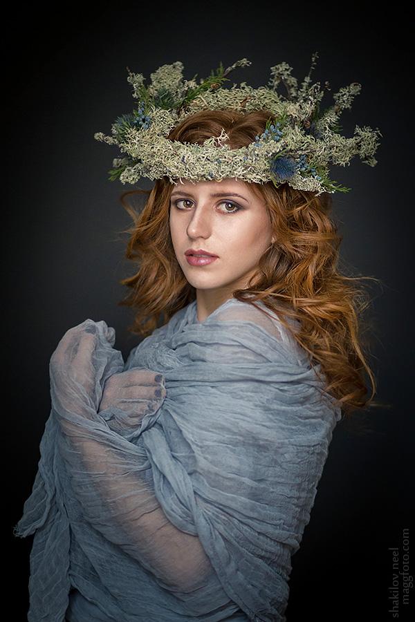 Anastasia by ShakilovNeel