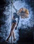 Smoking Hot Poledancer