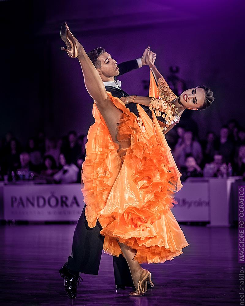 Top Ballroom Move by ShakilovNeel