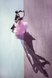 Ballroom Shadows by ShakilovNeel