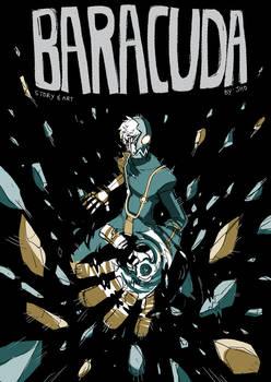 - BARACUDA - cover