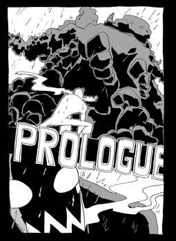 - BARACUDA - prologue page 1