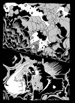 - BARACUDA - prologue page 3