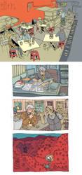 enviro doodles - part uno by jinguj