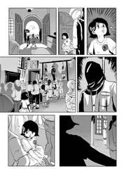 horror comic collab