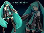 Hatsune Miku Wallpaper ver. 2