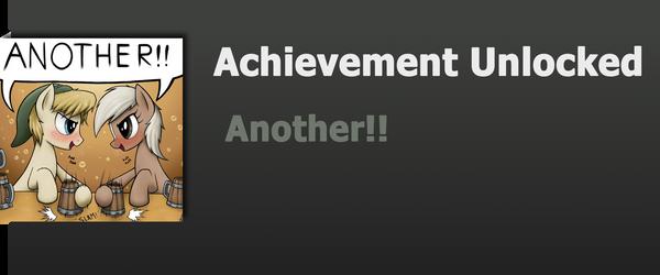 Achievement: Another!!