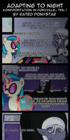 Adapting To Night: Konfrontation in Ponyville 1