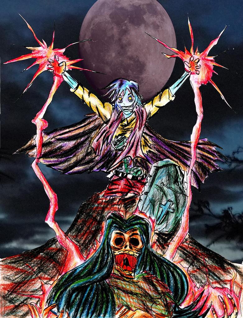 Zombie Master Zombie master F...