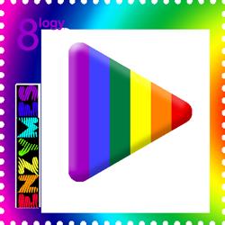 rainbow enzymes stamp by poleev