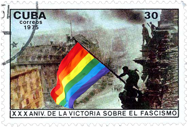 Flag of victory by poleev