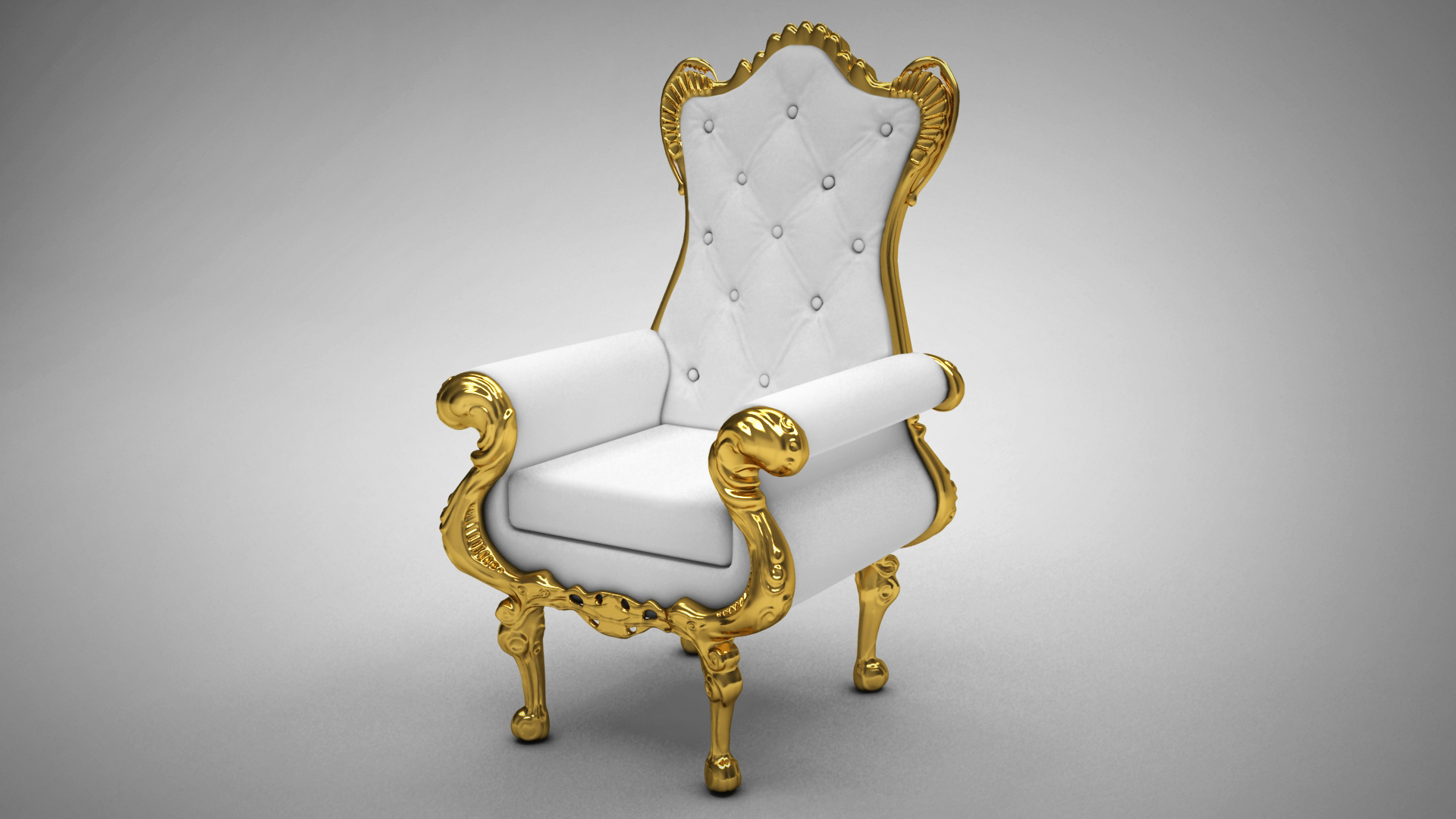 Beau Golden Chair 2 By Rofhiwa Golden Chair 2 By Rofhiwa