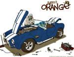 Agent Orange with Cobra