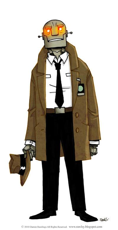 Agent Orange Deviant Image by darrenrawlings