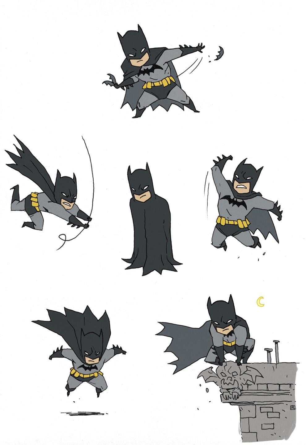 """""""Little"""" Bats by darrenrawlings"""